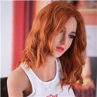 Mini Silicone Sex Dolls 145cm Beauty Sexy Breast Ass Lifelike Love Doll Oral Vaginal Adult Toys for Male Full Body Doll