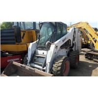 Lower Price Used Mini S300 Skid Steer Loaders for Sale, Used Bobcat S300 Mini Skid Steer Loader, Bobcat Loader