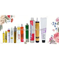 Cosmetic Aluminum Tube Collapsible Laminated Tube Cosmetic Packaging Medicinel Packaging
