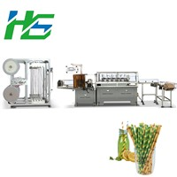 Cheap High Speed Paper Straw Making Machine