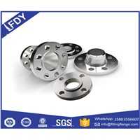 Stainless Steel ANSI B16.5 Forged Flange