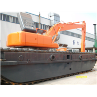Amphibious Excavators of ZY 210 SD Swamp Buggy