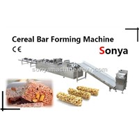Cereal Bar Forming Machine/Cereal Bar Cutting Machine/Rice Grain Pattern Machine