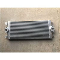 Komatsu PC300-8 Excavator Spare Parts 6152625110 Hydraulic Fan Oil Cooler