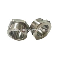 Electrical Rigid Pipe Fittings Stainless Steel Emt Pipe Reducers