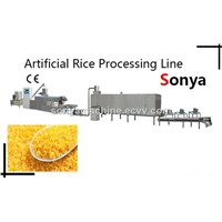 Artificial Rice Processing Line/Artificial Rice Production Line/Nutritive Rice Production Line