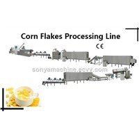 Corn Flakes Processing Line/Corn Flake Production Line/Cereal Breakfast Production Line