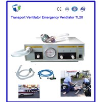 Lowest Price Emergency & Transport Ventilator for First-Aid & Ambulances