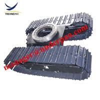 Custom Seawater Desilting Equipment Crawler Rubber Track Undercarriage System from China Factory Price