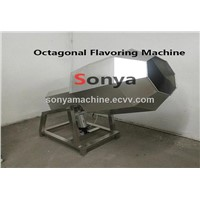 French Fries Seasoning Machine/Octagonal Chips Flavoring Machine