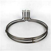 220V 9Kw Electric Industrial Spiral Coil Tubular Heater Element for Water Heating