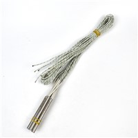 6*50Mm Electric Industrial Cartridge Heater for Packing Machine