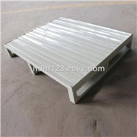 Steel Pallet, Metal Pallets, Plastics Pallets, Four Way Entry Galvanized Warehouse Steel Pallets