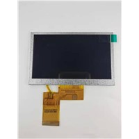 China Manufacturer OEM 4.3 Inch Graphic Screen 800x480 TFT LCD Touch Oneplus LCD Screen Display Monitor