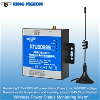 RTU5029S GSM 3G 4G LTE Wireless Phase Loss Power Status Monitoring Alarm IOT Gateway
