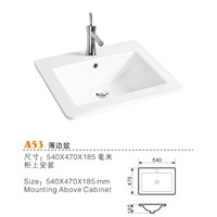 Cabinet Basin, Thin Adge Basin, Counter Top Basin Manufacturers & Suppliers Trom China
