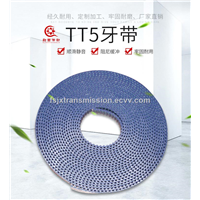 TT5 PU Timing Belt for Circular Knitting Machine
