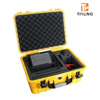 Portable Automatic Soil Non-Nuclear Electrical Density Gauge (EDG) for Soil Testing