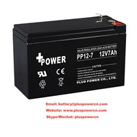 UPS 12V7AH with Rechargeable & Sealed Maintenance Free
