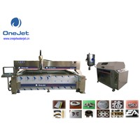 Waterjet Cutting Machine for Stone Cutting