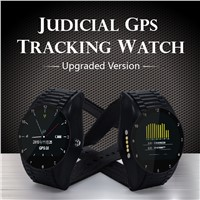 New Model 4G GPS Judicial Tracking Watch, Anti-Disassembly, GPS Watch, IP68 Waterproof, Support OEM