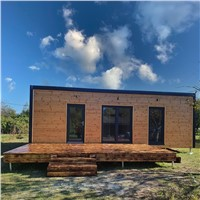 A New Turnkey 4-Season Modular House