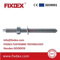 the Factory Produces High Quality Carbon Steel Chemical Anchor Bolt