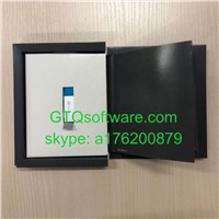 GTQsoftware Windows 10 Pro Full Retail Package Activation Online Product Key Card