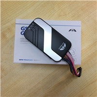 4G LTE GPS VEHICLE TRACKER with Sos Alarm Microphone