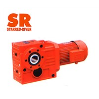 K Series Bevel Helical Gearboxes