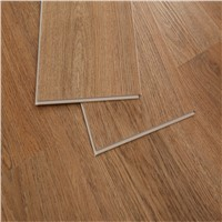Vinyl Flooring Wood Plank for Living Room Wholesale with Click System PVC Floor