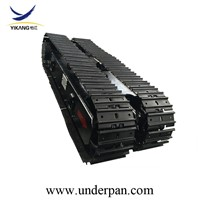 Constuction Equipment Steel Track Crawler Undercarriage Manufacturer