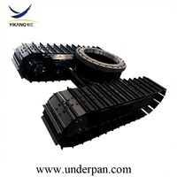Steel Tracked Undercarriage for Tracked Drilling Rig