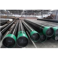 API 5CT Oilfield Seamless Tubing & Casing Pipes In K55 J55 N80 L80 P110