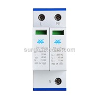 China Shop Online Cheap AC 385V/275V Power Distribution Cabinet/ Spd /Surge Protector /Surge Productor Device