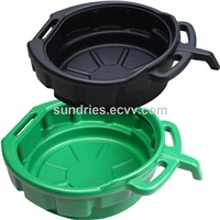 Oil Drain Pan 10 Litre PE Plastic Fluid Oil Drip Tray