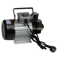 Electric Fuel Self-Priming Transfer Extractor Pump 60L 550W Portable Diesel Transfer Pump Bio Fuel Oil Diesel