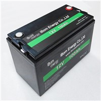 Deep Cycle 12V100Ah LiFePo4 Batteries