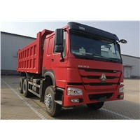 HOWO 6*4 DUMP TRUCK in STOCK (the Configuration Can Be Replaced On Demand)