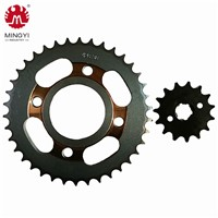 High Quality Motorcycle Parts Steel Sprocket Chain