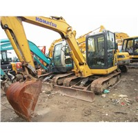 Used KOMATSU PC56 Excavator on Sale
