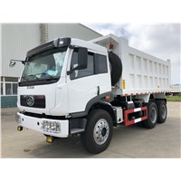 CHINA NEW FAW 6*4 10 WHEEL DUMP TRUCK IN STOCK (the Configuration Can Be Replaced On Demand)