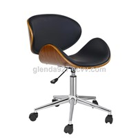 Luxury Bentwood Leather Executive Office Furniture Office Chair