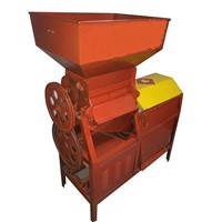 Fresh Coffee Bean Peeling Machine Coffee Bean Stoning Grating Machine