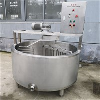 Cheese Make Machine Cheese Milk Processing Line Mozzarella Vats for Sale