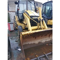 Used CAT 426C Backhoe Loader in Lowest Price with High Quali