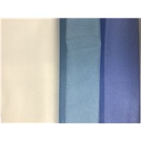 40gsm Light Blue Nonwoven Fabric