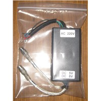 Low Temperature Power Supply 2 Channels Output 5.4V 2A 7.8V 3A