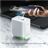 Smart Touchless Hand Sanitizer Avoid Cross Infection Automatic Alcohol Dispenser