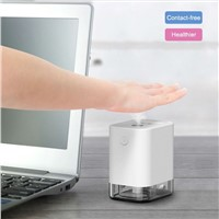 Touchless Infrared Induction Hand Sanitizer Automatic Alcohol Spray Dispenser